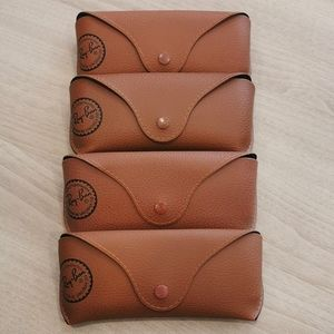 Ray-Ban sunglasses cases